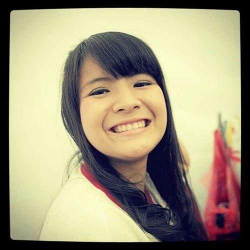 Sonya Pandarmawan cute face