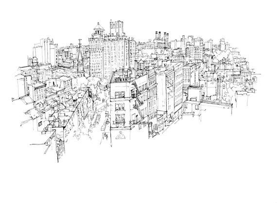 Line Art Village : Best project images on pinterest line drawings