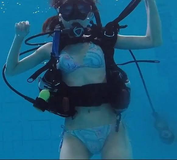 cube diving equipment bikini google 検索 アンダーウォーター スキューバ スキューバダイビング