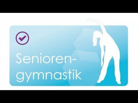 Senioren & XXL Gymnastik 04: Wirbelsäulengymnastik mit Birgit // 60 Minuten - YouTube