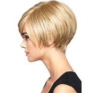 Short Wedge Haircuts for Women Back View - Bing images                                                                                                                                                                                 More