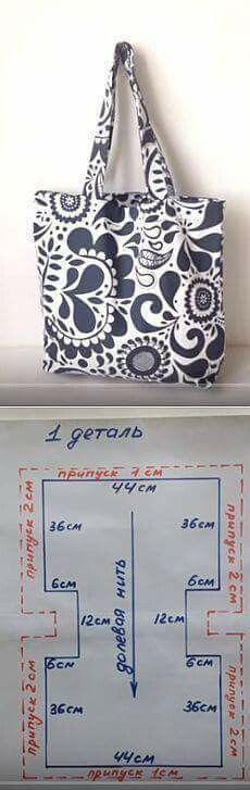 Tot3 bag pattern
