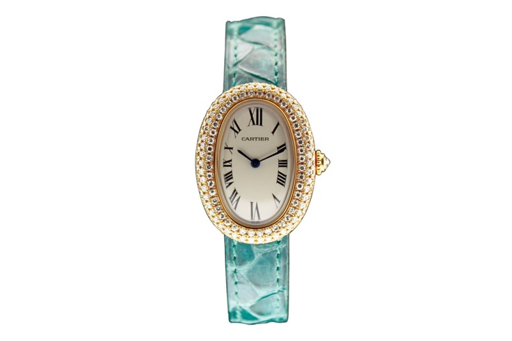 Buy a Cartier Baignoire Ref. WB500431 watch on Presentwatch