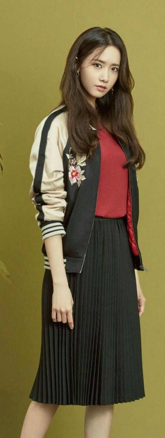 Girls Generation YoonA ☼ Pinterest policies respected.( *`ω´) If you don't like what you see❤, please be kind and just move along. ❇☽