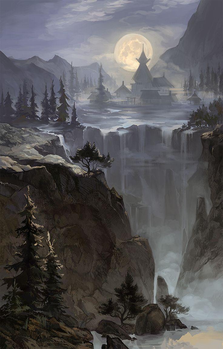 fantasy world 3d artwork129 - photo #2