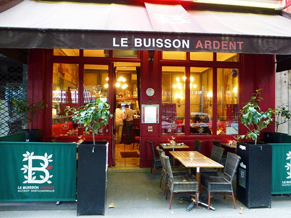 One of the best french cuisine restaurant in Paris