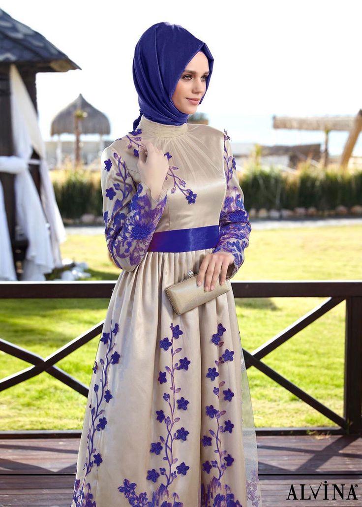 ALVİNA '15 Yaz Kreasyonu 5050 Brode Abiye 600.00 ₺, Üstelik KARGO BEDAVA! #alvina #alvinamoda #alvinafashion #alvinaforever #hijab #hijabstyle #hijabfashion #tesettür #fashion #stylish #new #eveningdress #abiye #havalı #bambaşka #alvinakadını
