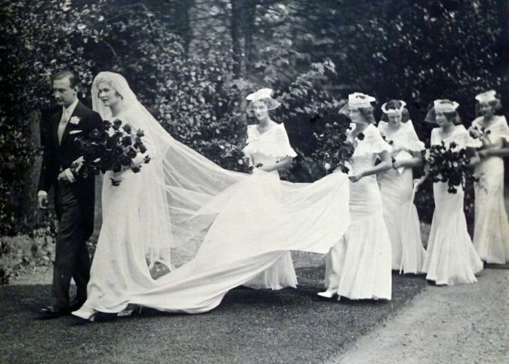 75 best 1930s Bridal Photos, Dresses, and Fashion Plates images on ...