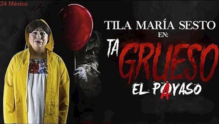 GruEso el payaso (trailer Oficial) / Tila Maria Sesto
