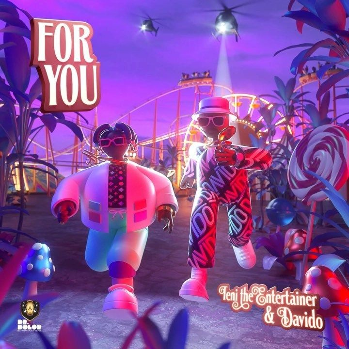 Teni Ft Davido For You In 2021 Songs Debut Album Music Videos
