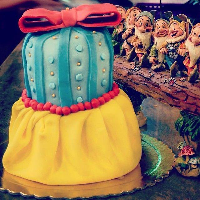 SnowWhite's Birthday Cake!