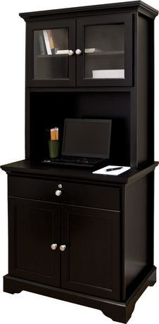 Kitchen Armoire - Dark Brown available from Walmart Canada. Buy Furniture online at everyday low prices at Walmart.ca