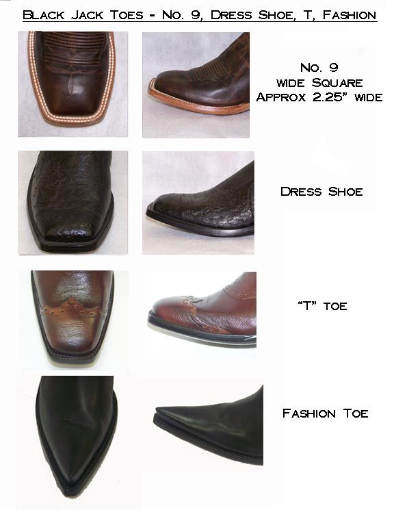 Types Of Shoe Heels Toes 9 Dress Shoe T Fashion Costume Footwear Types And