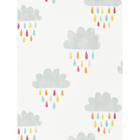 Buy Scion April Showers Wallpaper Online at johnlewis.com