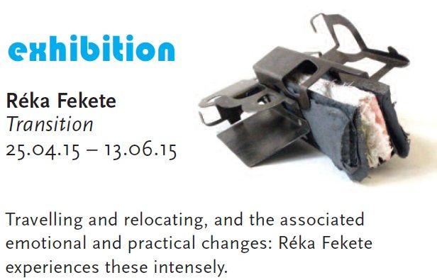 EXPO - Galerie Ra  new work by Réka Fekete -