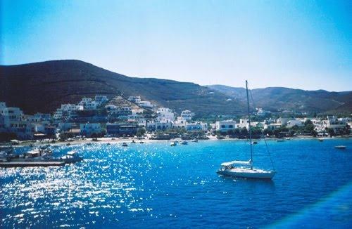 Merichas - Kythnos Island
