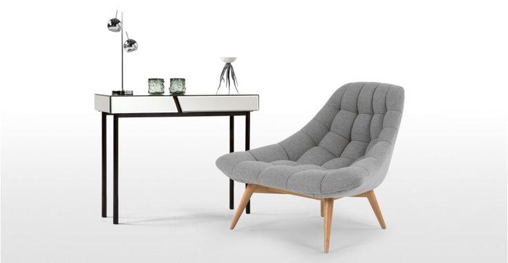 Kolton Sessel armchair Grau grey | made.com