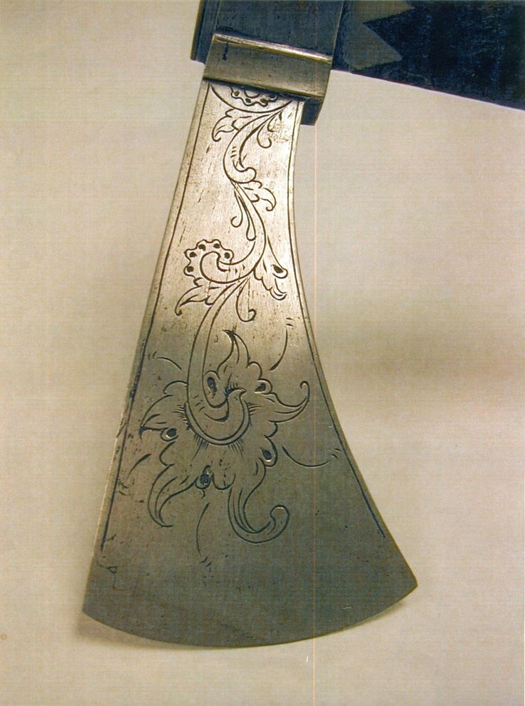tomhawk was made from muzzleloader barrel from the 1700s and it was 3 in longand a pieceof file hammerwelded into the blade