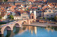 Regionen: Heidelberg - KOMPASS Karten
