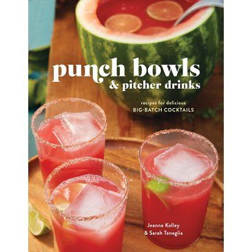 Check out this item at One Kings Lane! Punch Bowls And Pitcher Drinks