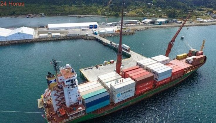 Gremio naviero descarta acusaciones de monopolio en el transporte marítimo de Los Lagos