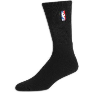 For Bare Feet NBA Logoman Crew Socks - Men's at Champs Sports