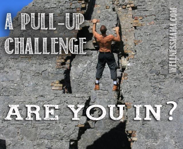 Pull-Up Challenge: Are YOU In?