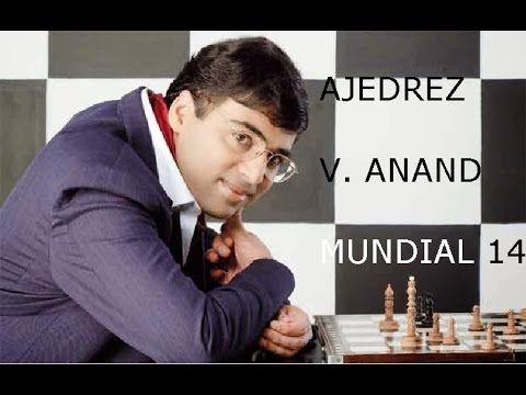 AJEDREZ - Campeonato mundial Ajedrez 2014 (TERCERA PARTIDA) Anand Carlse...