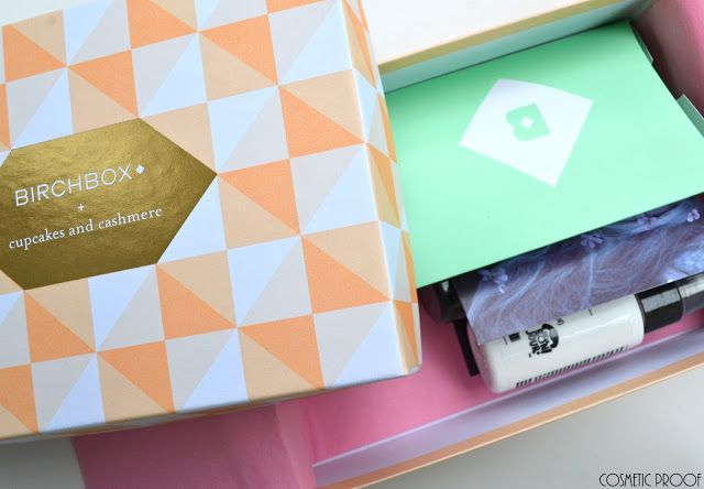 BEAUTY BOX | May Birchbox – Curated by Emily Shuman from Cupcakes and Cashmere!