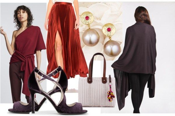 Just a few of my favorite things and a Valentine's Day look to light up a room. Check out the sustainable outfit here.