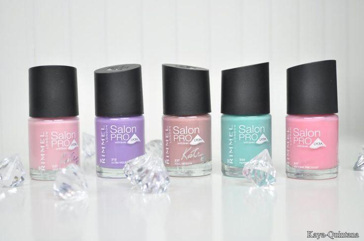 Nagellak: De mooiste nagellak kleuren voor de herfst - Kaya-Quintana