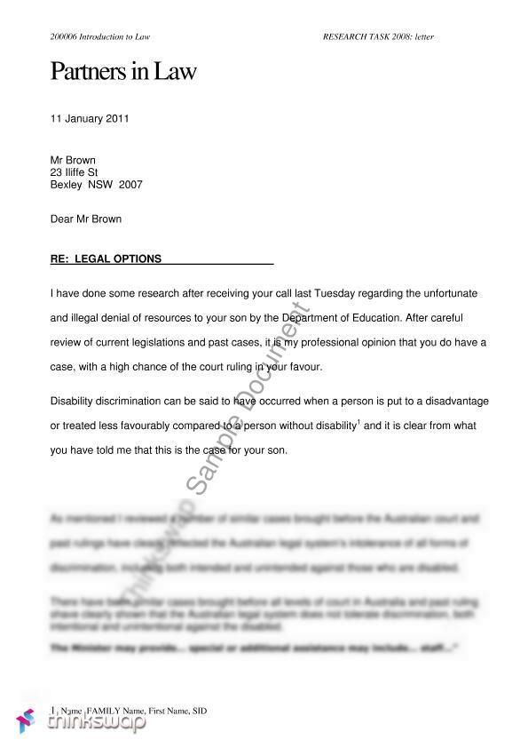 Sample Attorney Client Letter from i.pinimg.com
