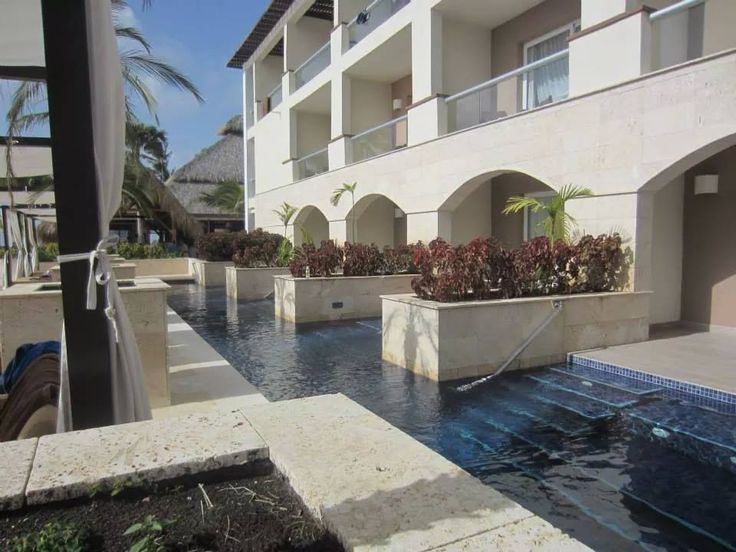 Royalton Punta Cana Swim Up Rooms Pool Puntacana