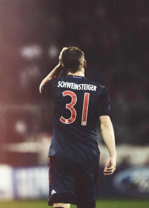 Bastian Schweinsteiger - Bayern München