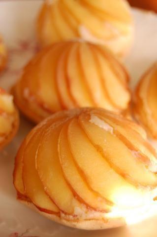 Dôme de pommes