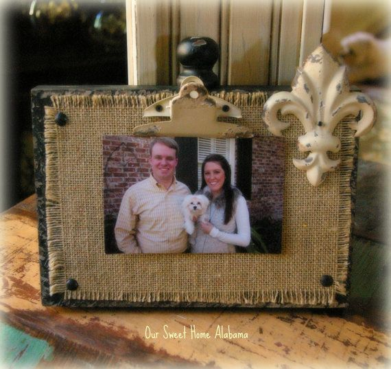 wooden picture holder