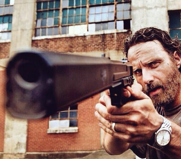 Rick Grimes // The Walking Dead // Andrew Lincoln