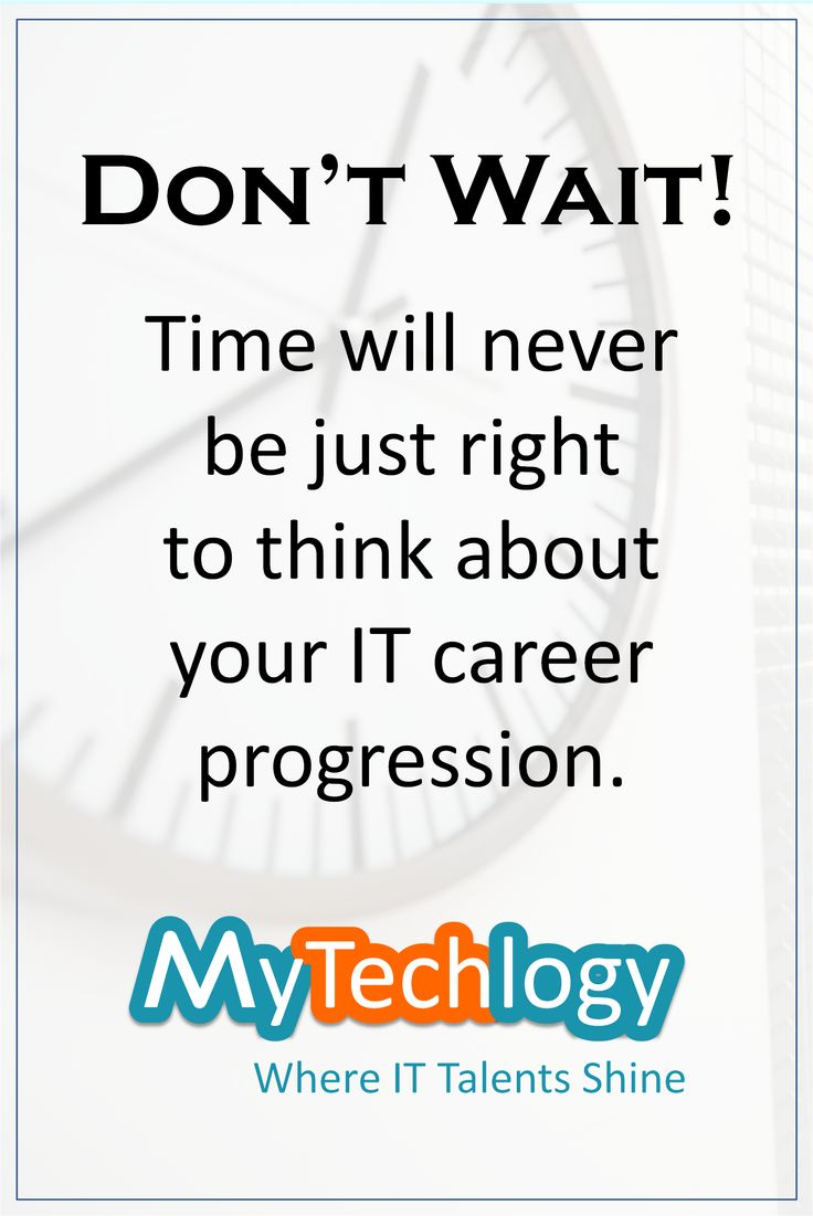 Get #CareerAdvice, #CareerInsights and more for your IT career progression.