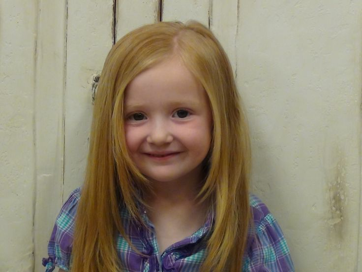 long hairstyles no bangs : ... Haircut For A Little Girl With Long Hair Boys And Girls Hair Styles