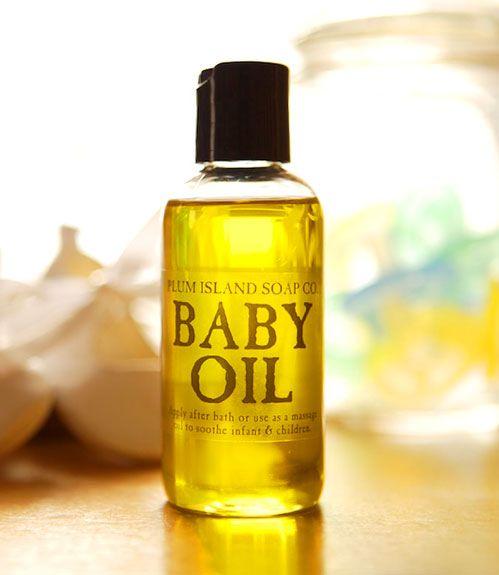 Vauvan öljyä EHDOTTOMASTI KELTAISTA, merkillä ei väliä