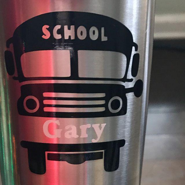School Bus Driver Life SVG Cuttable Design