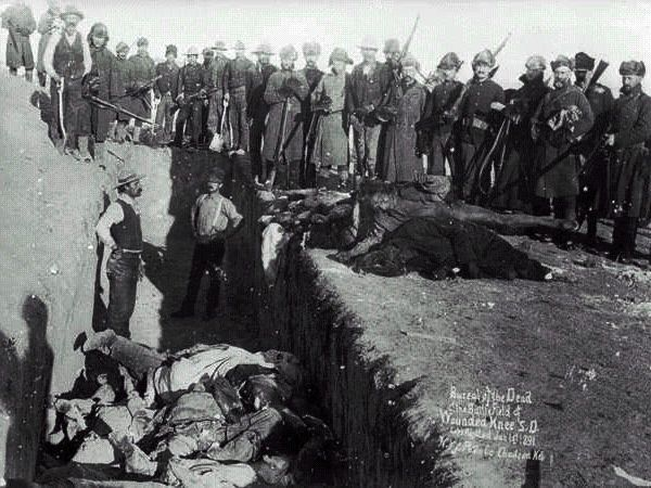 How American History Erases Mass Killings Against Native Americans