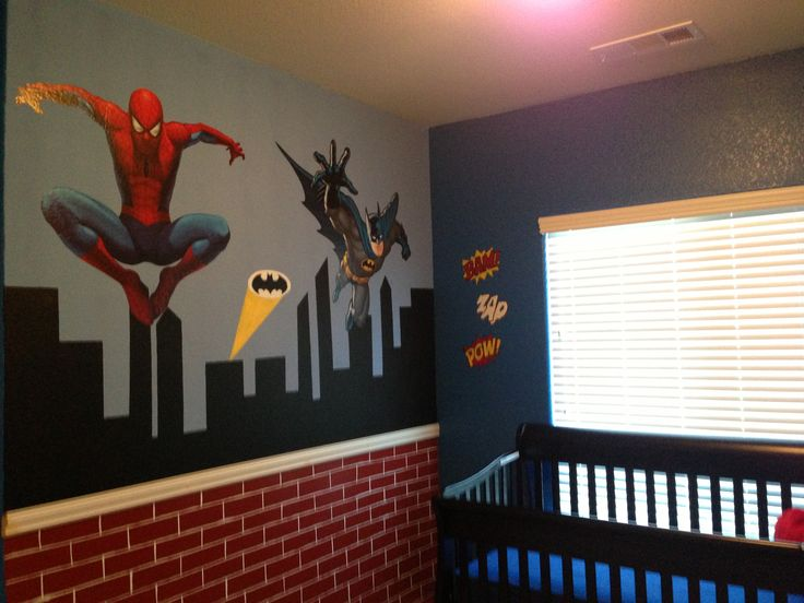 Best 25+ Super Hero Bedroom Ideas Only On Pinterest