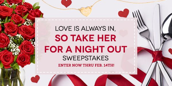 I just entered to win the From You Flowers' Love Is Always In... Sweepstakes, with 2 grand prizes valued at $850+ each, including a $500 Marriott Hotel gift card and more! Join me! #fyfsweeps