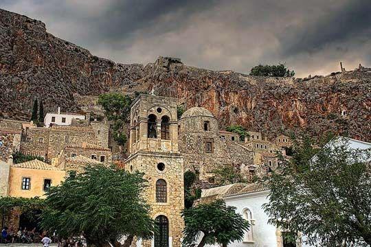 VISIT GREECE  Monemvasia Castle  #Monemvasia #greekcastles #Greece