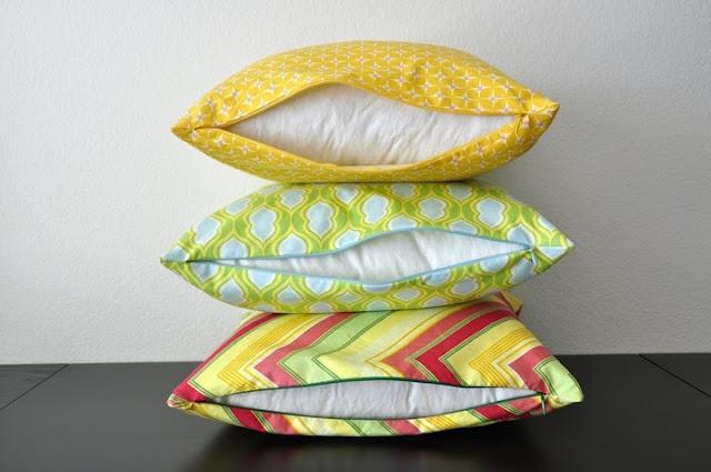 Sir Bubbadoo: i ♥ pillows