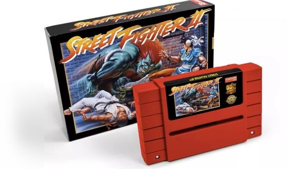 Street Fighter 2 Is Getting Re-Released For The SNES. No, Really #FansnStars