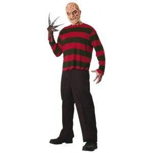 deguisement Freddy Krueger™  Les Griffes de La Nuit a Nightmare On Elm Street™ Adulte avec Masque de freddy Krueger