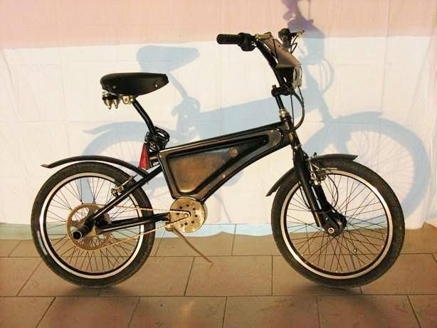 Size X01 Electric Bmx - 0,5kw - maxamps lipo 6s 20ah