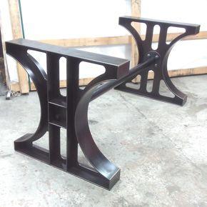 Mesa de comedor industrial